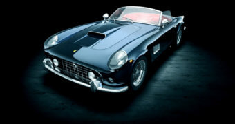 classic car sale shop Marbella