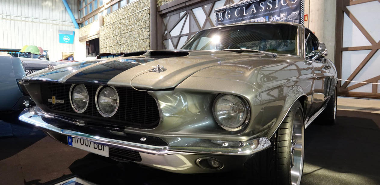 Mustang Shelby Eleanor 1967 Price